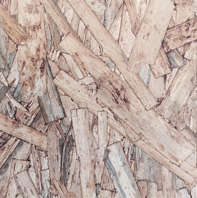 Bamboo Oriented Strand Board